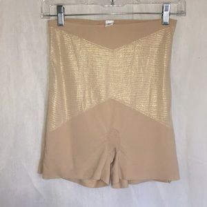 Shimmery High Waisted Spanx